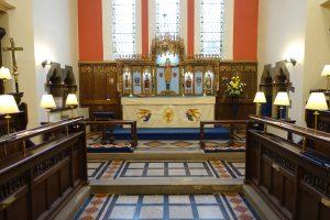 Evening Prayer @ St. George's Parish Church